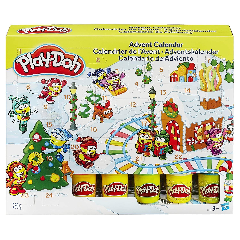 4645e9502dc Play-Doh Advent Calendar: Play-Doh: Amazon.co.uk: Toys & Games