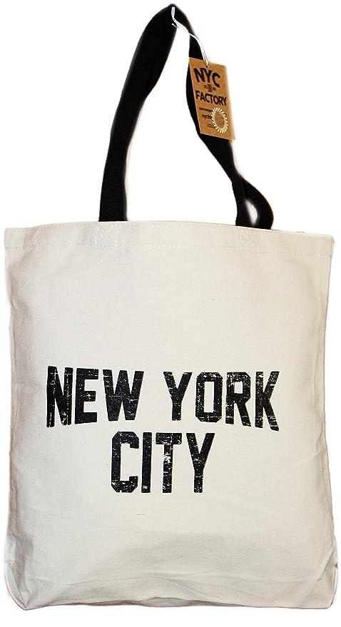 Amazon.com: Bolsa de Nueva York Souvenir, diseño de ciudad ...