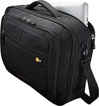 "Briefcase Black for 16/"" Notebook Case Logic ZLC-216 Carrying Case"