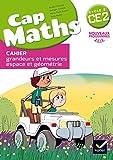 Cap Maths CE2 éd. 2016 - Cahier de géométrie et mesure