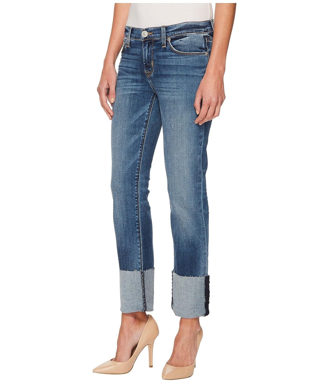 Hudson Womens Tally Crop Skinny Jeans in Impala
