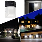 JMKMGL LED Wall Pack Light,with Photocell,13W