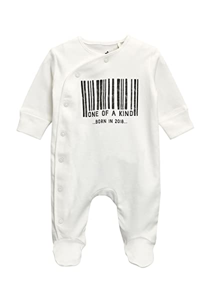 next Bebé-Niños Pijamas Tipo Pelele «Born In 2018» (0-9