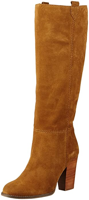 94c0f092c35518 Buffalo London Damen ES 30992 Suede Stiefel