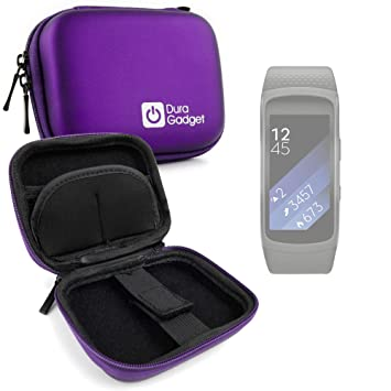 DURAGADGET Estuche Rígido Morado para Smartwatch Samsung ...