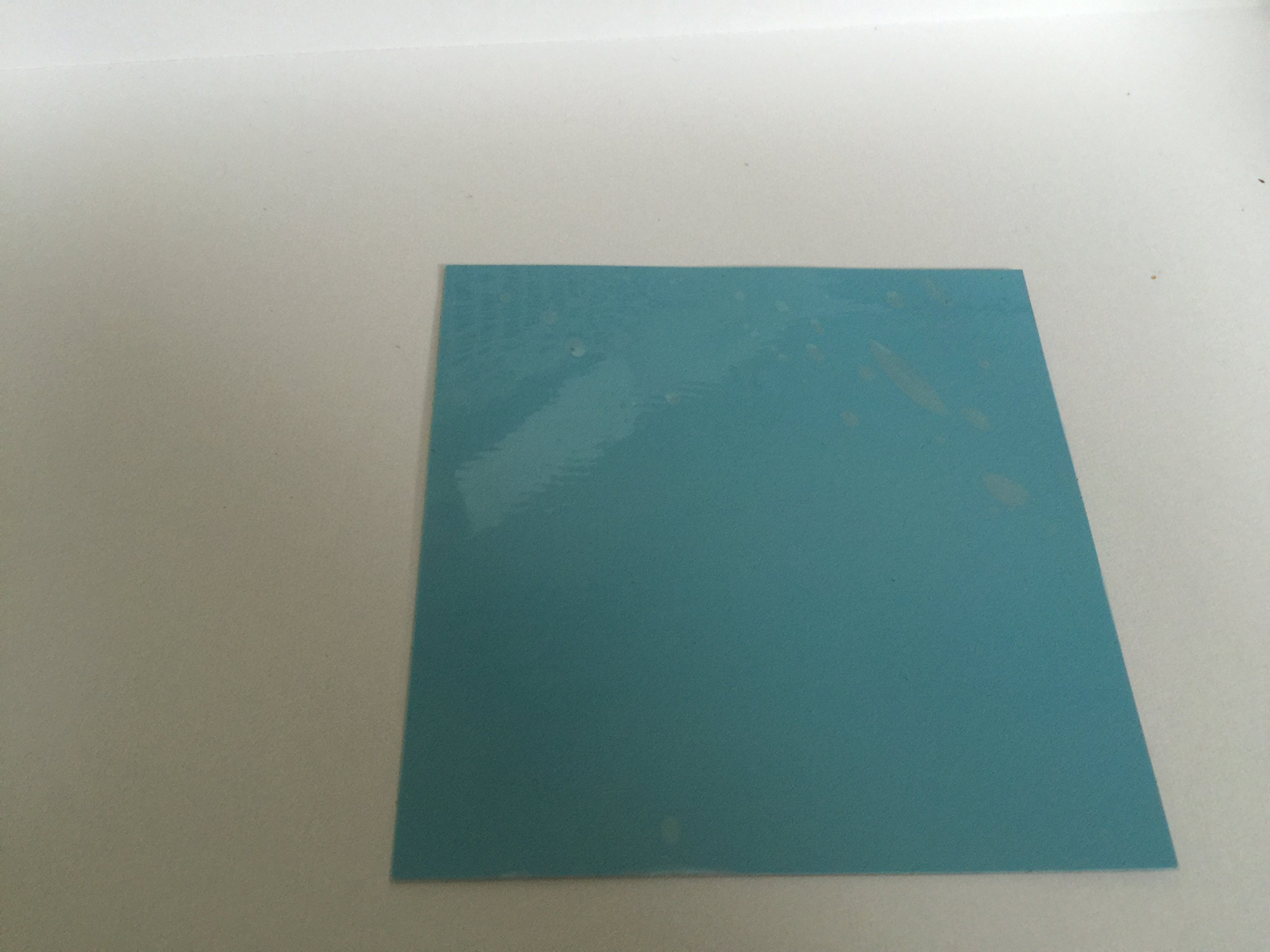Thermal Conductive Pad (100x 100mm) Thickness Widely Available(0.5mm - 5.0mm) Silicone Filled in Fine Ceramics Powder Thermal Conductivity 3.5W/mk Soft Flexible Adaptable (0.5mm+1.0mm+2.0mm 3pcs Set) by TAIHEIYO (Image #2)