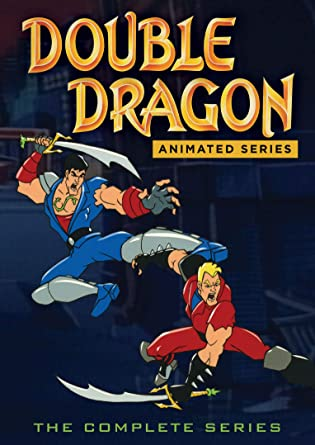 Double Dragon The Animated Series