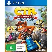 Crash Team Racing Nitro Fueled (PlayStation 4)