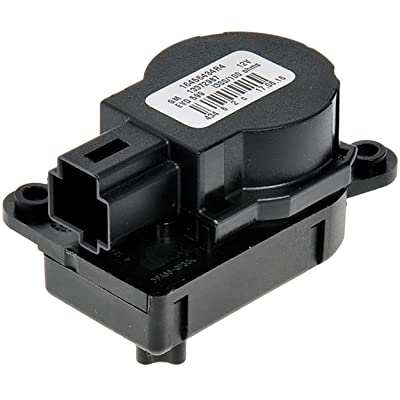 APDTY 135018 Air Door Actuator - Temp Fits Select 1997-2008 Nissan Altima, Maxima/Infiniti i30 (Replaces 13372987, 20782697, 22743923, 92215208): Automotive