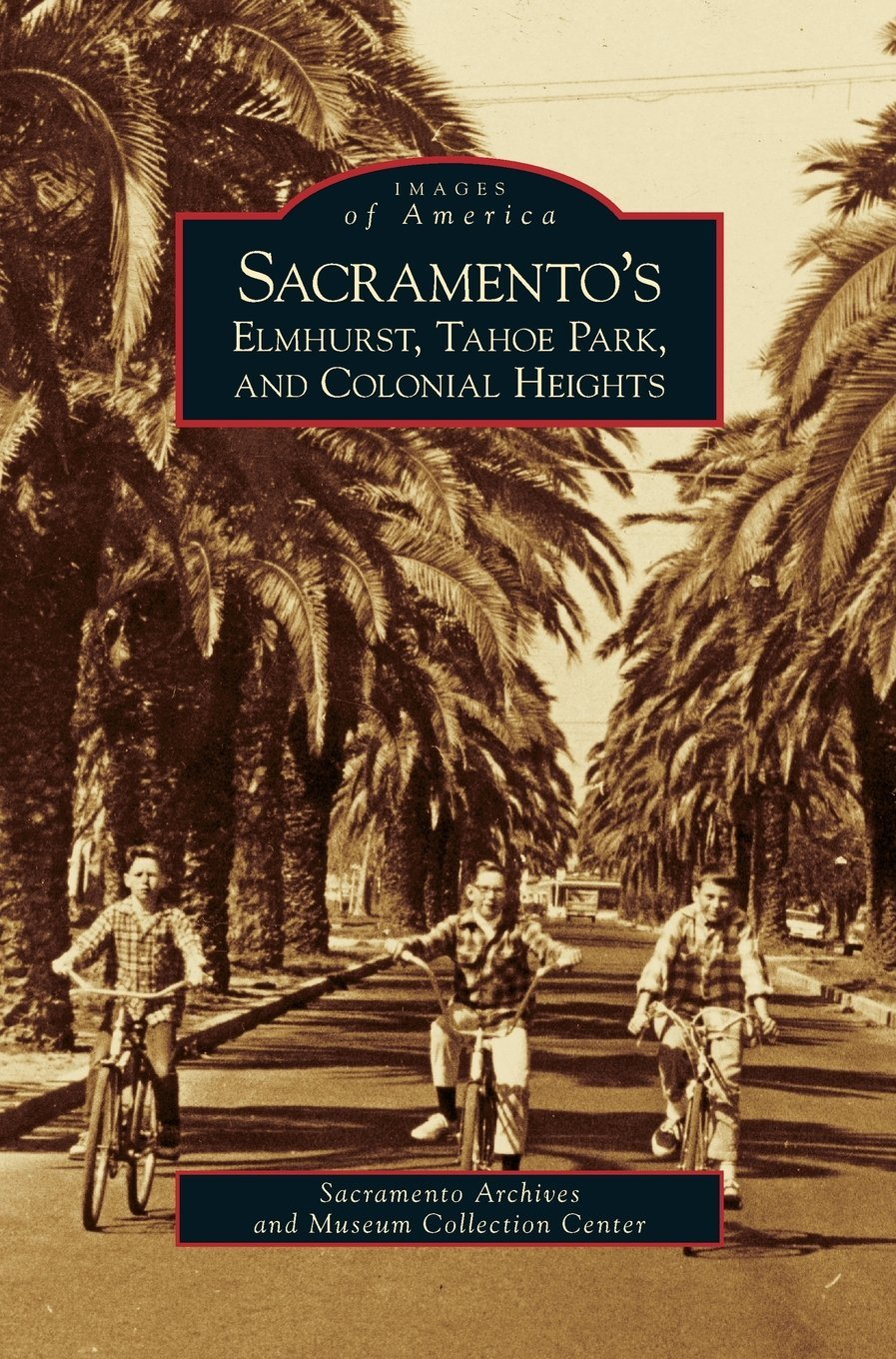 Read Online Sacramento's Elmhurst, Tahoe Park and Colonial Heights pdf