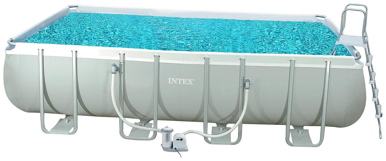 Pool set rechteckig ws99 hitoiro for Sandfilteranlage bei obi