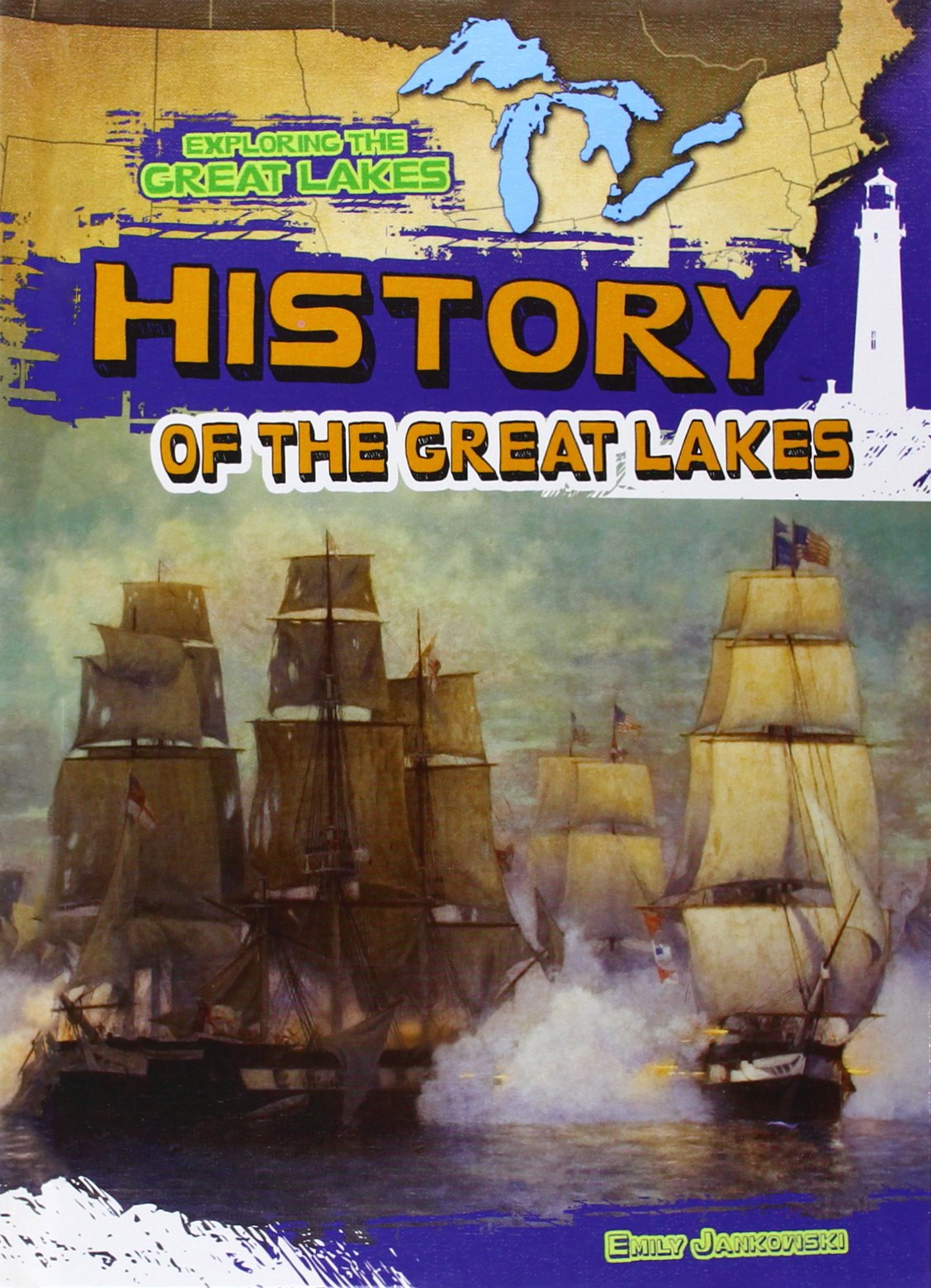 Download History of the Great Lakes (Exploring the Great Lakes) pdf