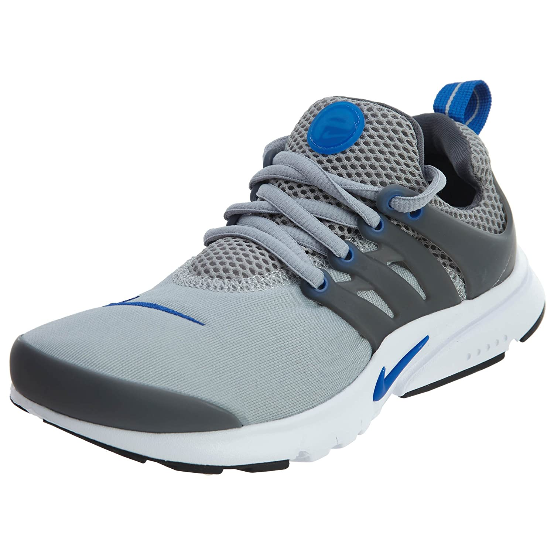 Nike Air Presto Essential Mens Wolf GreyGame RoyalDark