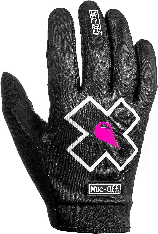 Camuflaje Small Muc Off Premium MTB Rider Gloves Guantes de Ciclismo de monta/ña