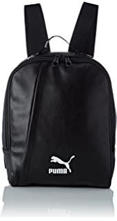 PUMA 75418, Backpack Mujer, Negro, Talla única: Amazon.es