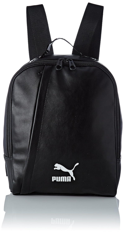 Puma Prime Icon Bag P Bolsa, Unisex Adulto, Negro Blanco, Talla única 75152 01