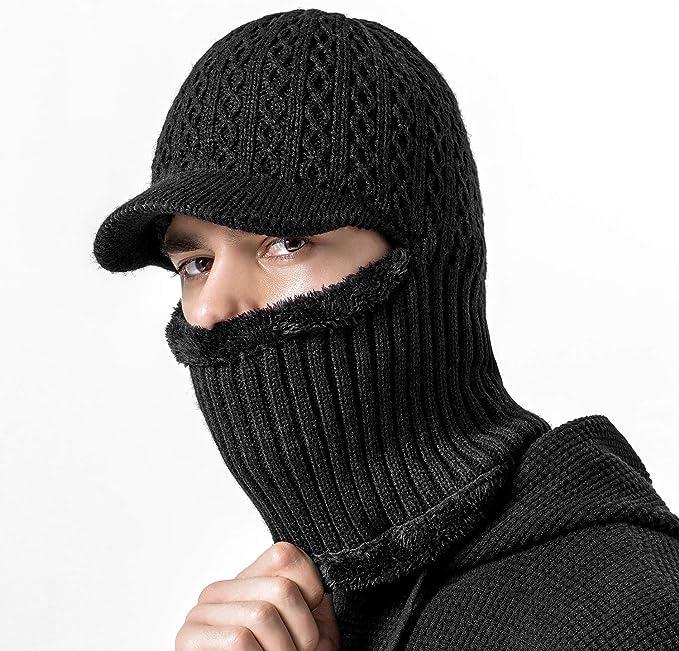 Alpland PROFESSIONALE TERMO passamontagna tempesta Cappa Protezione Maschera Scalda Collo Maschera