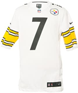 Amazon.com   Nike Pittsburgh Steelers Ben Roethlisberger Jersey ... d44fc6f37