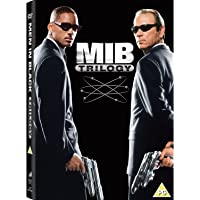 Men in Black 1-3 [2017]