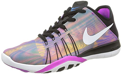 Nike Women s Free Tr 6 PRT Running Shoes  Amazon.co.uk  Shoes   Bags 51ef1dc5d