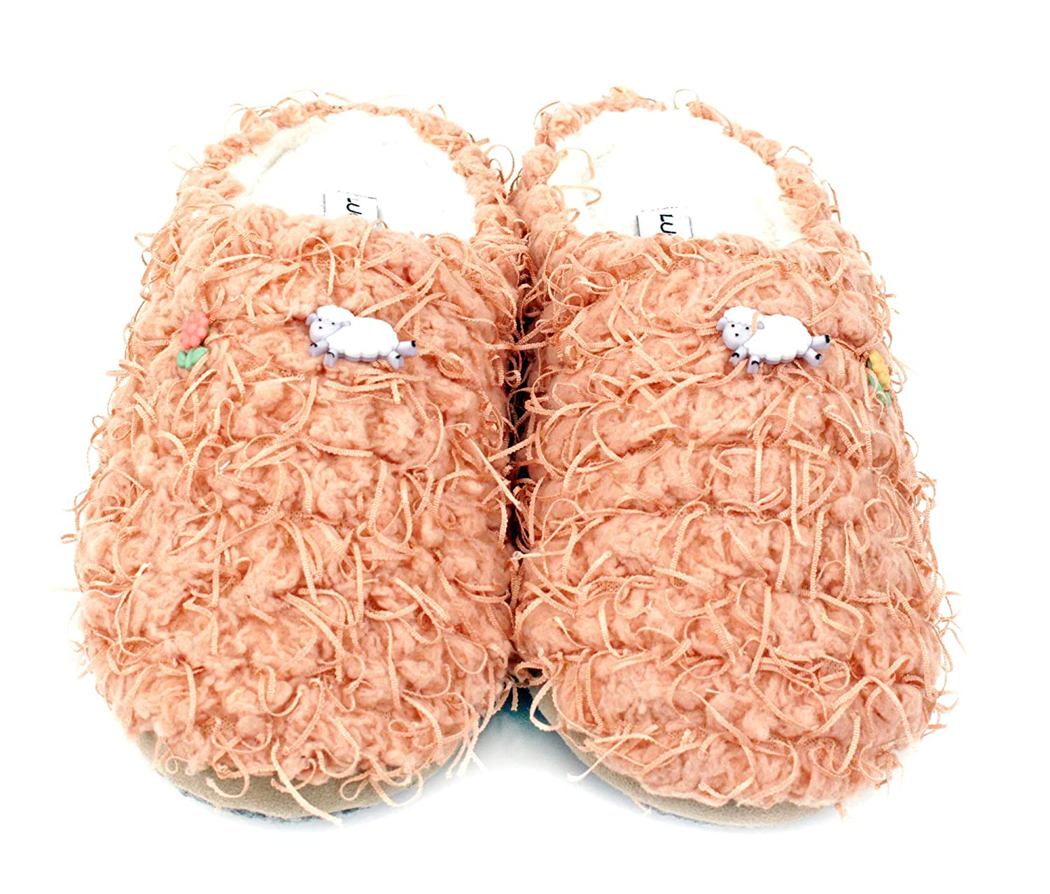 Luckers Girls Autumn Slide Slippers