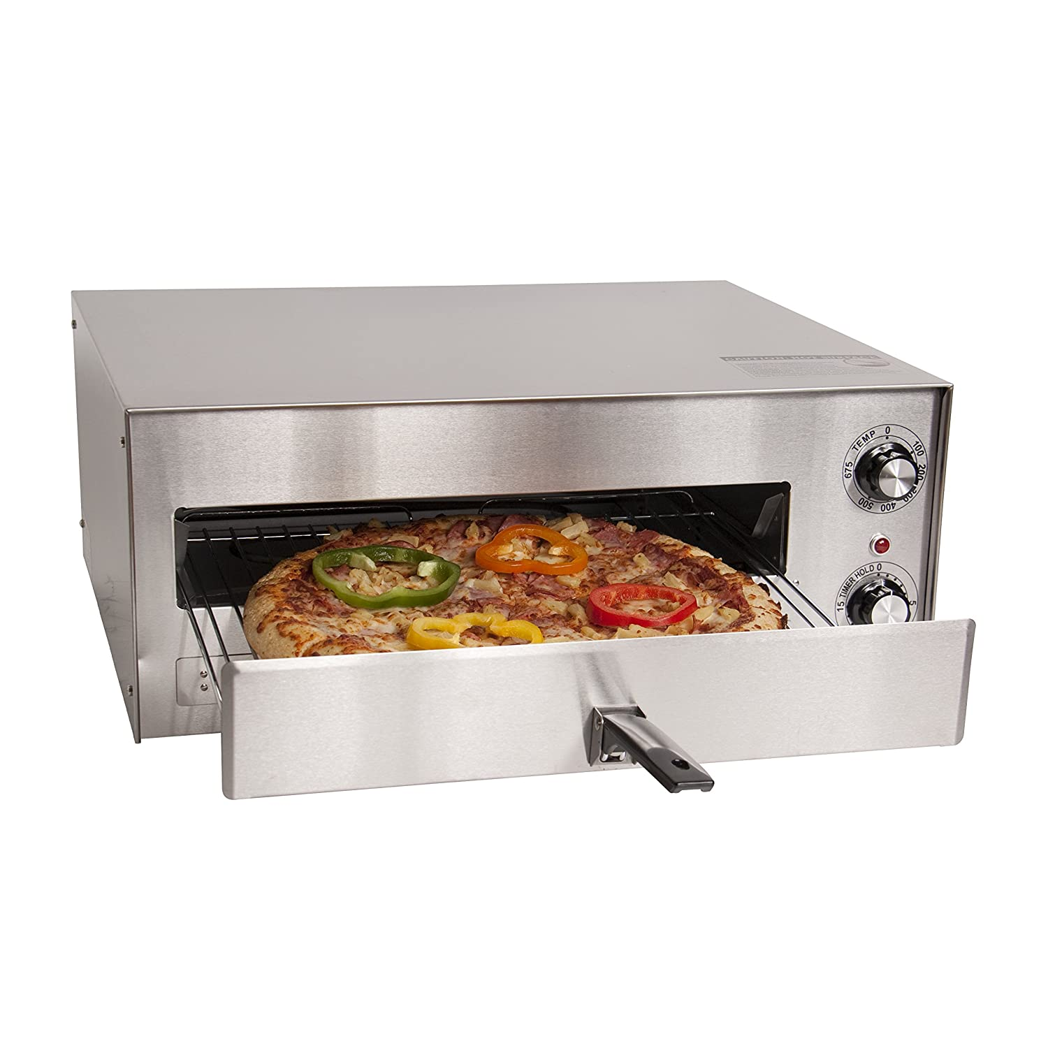 countertops oven ovens peerless countertop pizza electric single