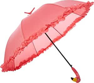 Esschert Design paraguas Flamingo: Amazon.es: Jardín