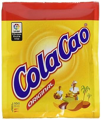 Cola Cao Desayunos con Vitaminas y Minerales - 50 sobres