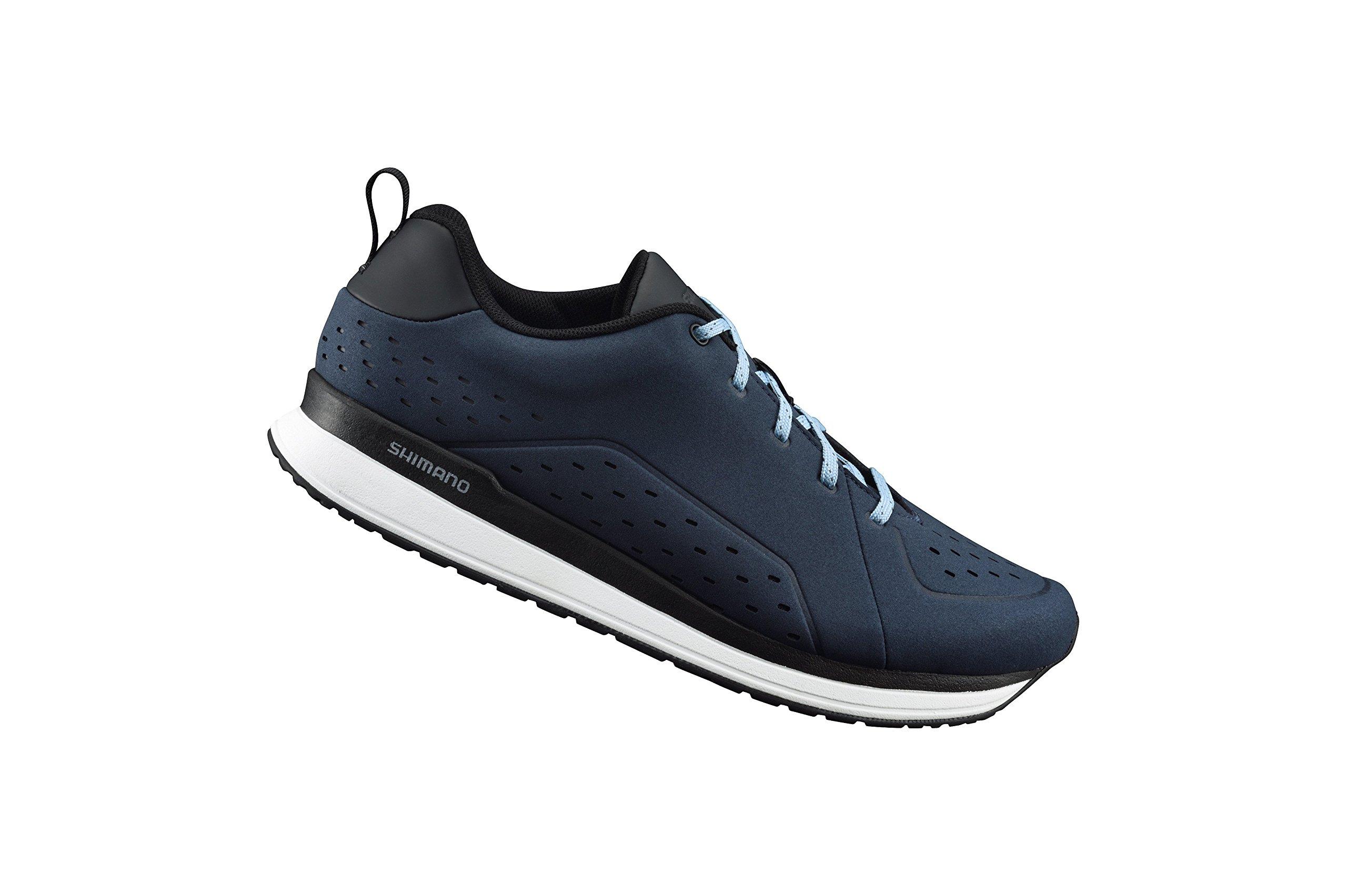 SHIMANO SH-CT5 Bicycle Shoes - Black - 40