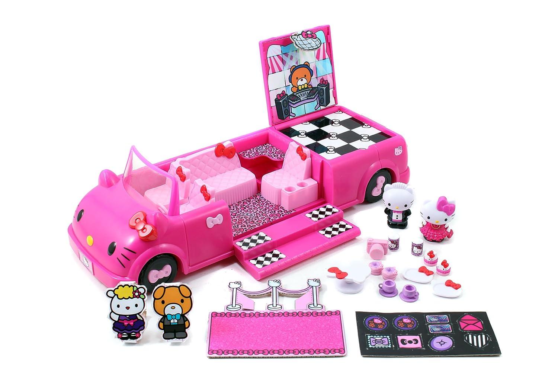 Uncategorized Dancing Hello Kitty hello kitty dance party limo playset amazon co uk toys games