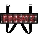 LED Frontwarnsystem/Einsatzschild WIFI