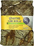 Hunter's Specialties Packaged Burlap, 54-Inch x 12-Feet, Realtree Xtra