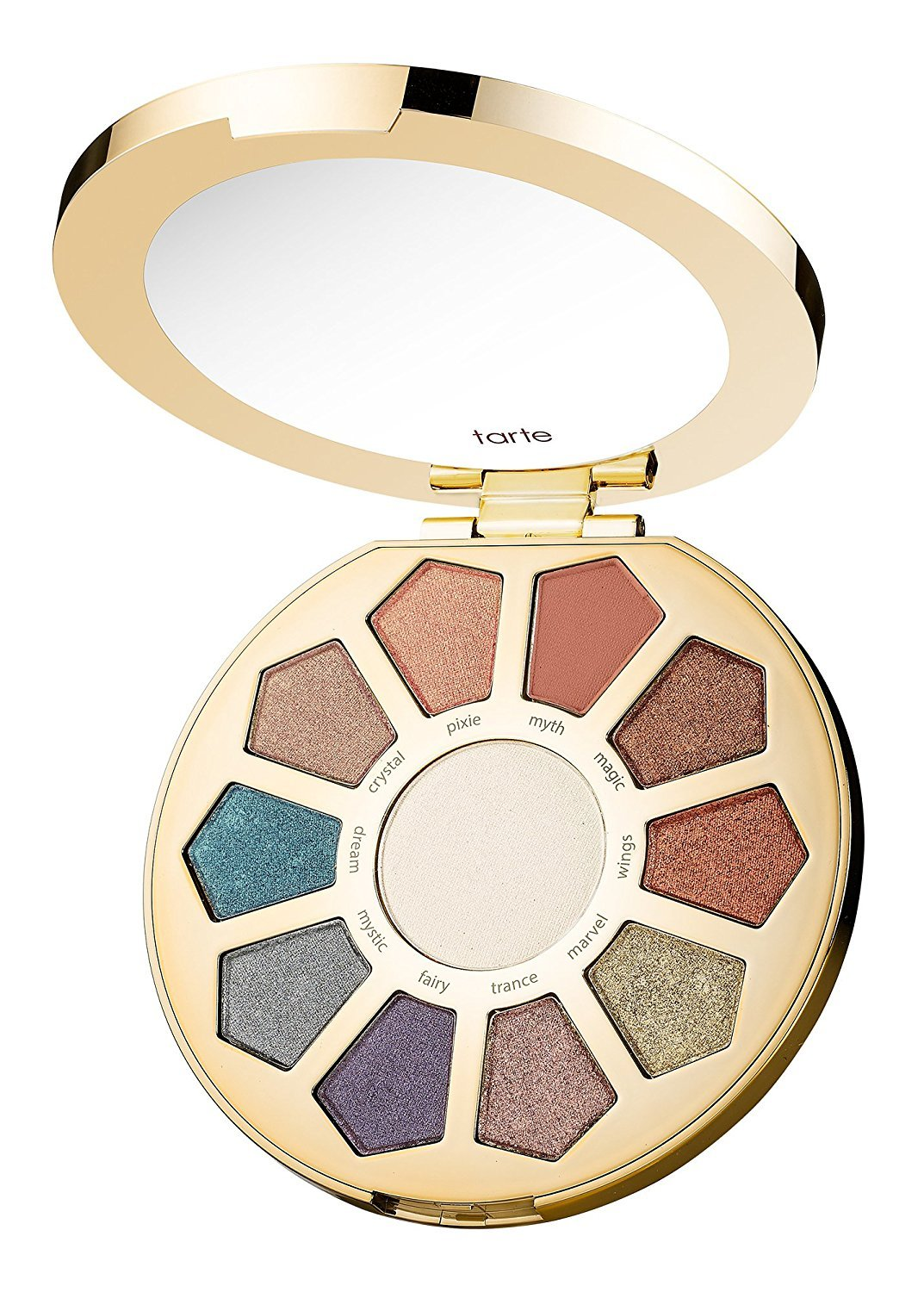 Tarte Make Believe In Yourself Eye & Cheek Palette with 10 Eyeshadows & Highlighter