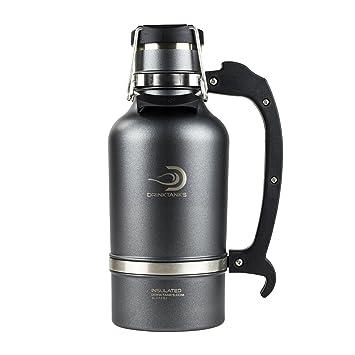 Amazon.com: DrinkTanks Aspirador de cerveza de acero ...