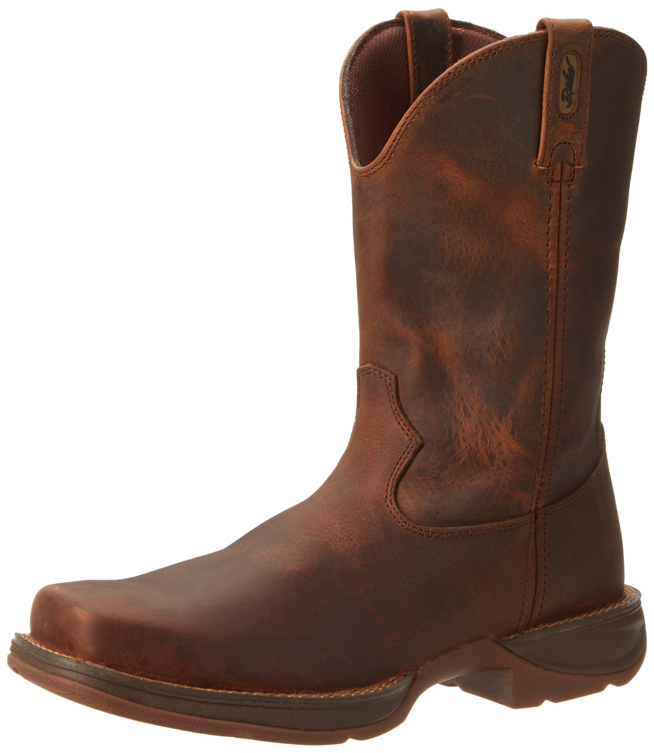 Durango Men's Rebel DB5444 Western Boot,Trail Brown,9 M US