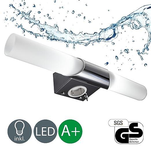 3 opinioni per 2luci LED lampada da parete per il bagno/Lampada/Lampada da parete/da parete/da