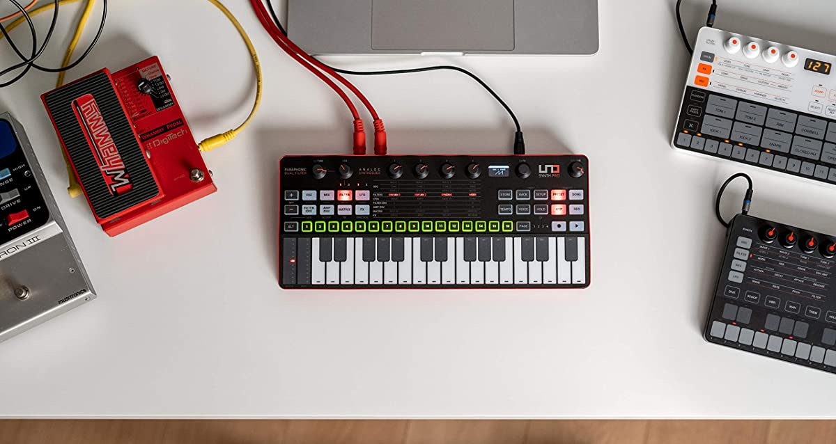 UNO Synth Pro Desktop:DTM