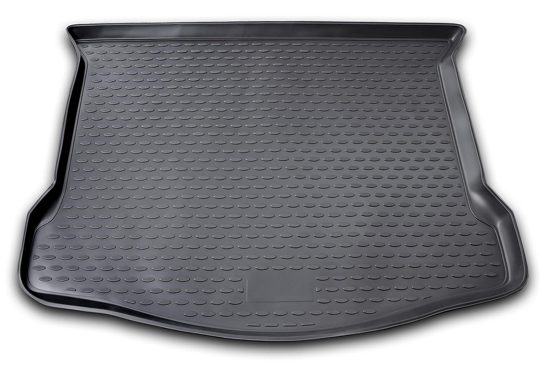 AD Tuning TM15017 Passform Gummi Kofferraumwanne schwarz rutschfest