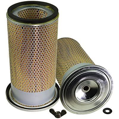 Luber-finer LAF5863 Heavy Duty Air Filter: Automotive
