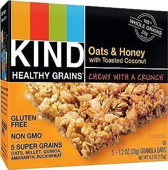 3-Pack KIND Healthy Grains Granola Bars