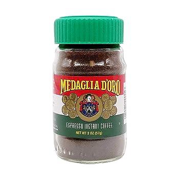 Medaglia D'Oro Instant Espresso Powder