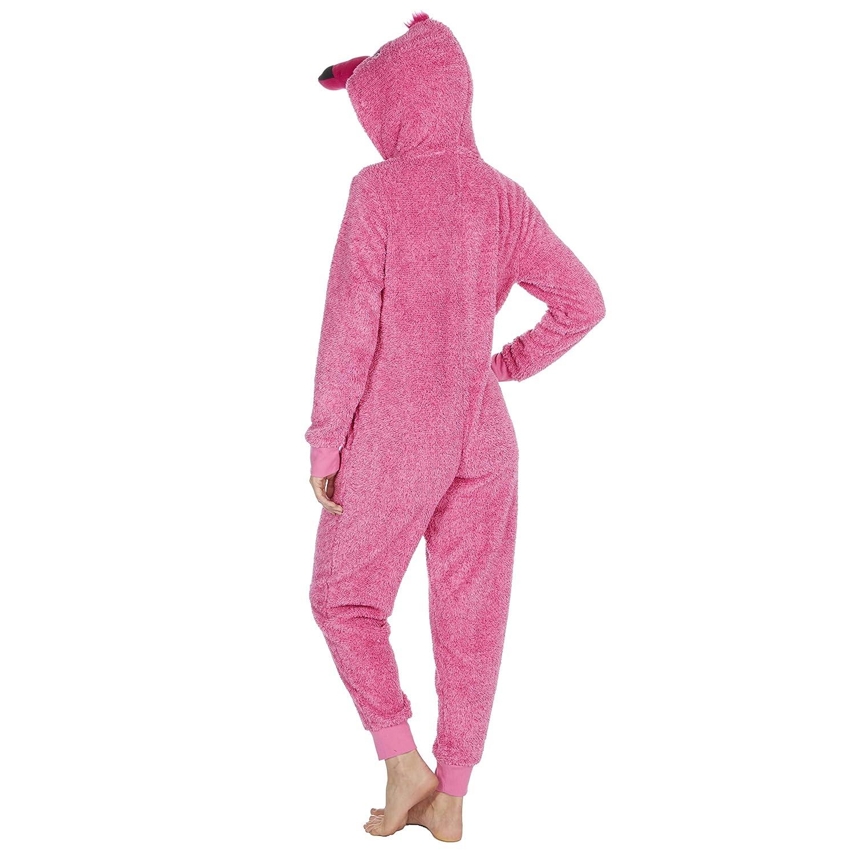 Amazon.com: Metzuyan – Pijama de flamenco para mujer, todo ...
