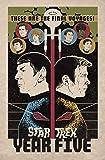 Star Trek Year Five - Odyssey's End (Book 1)