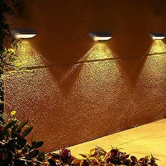 Solarleuchten 36 Led Garten Solarlampe Sicherheit Bewegungsmelder