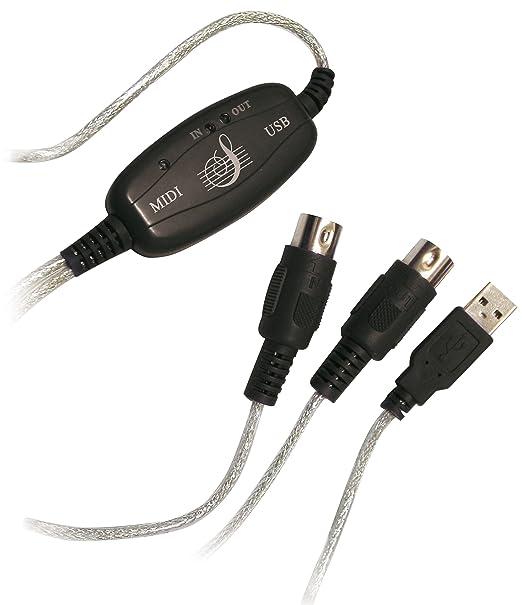 59 opinioni per LogiLink Adattatore USB to Midi In-Out