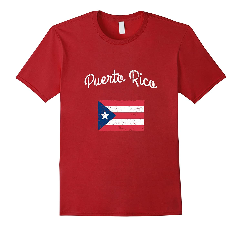 Amazon puerto rico puerto rican vintage flag t shirt clothing buycottarizona
