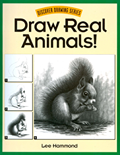 Drawing in color animals kindle edition by lee hammond arts draw real animals discover drawing fandeluxe Image collections
