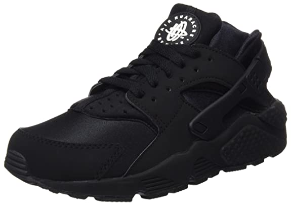 newest 8d906 0c06e Nike Men s Air Huarache Gymnastics Shoes, Black White 003, 14 UK   Amazon.co.uk  Shoes   Bags