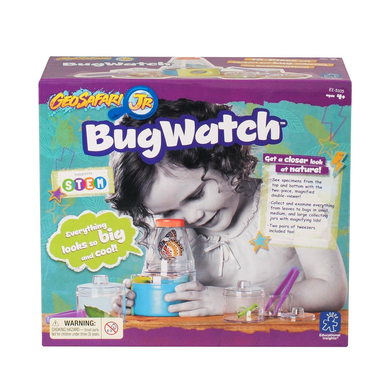 amazon com educational insights geosafari jr bugwatch toys u0026 games