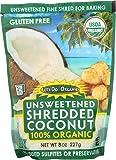 Let's Do Organic, Shredded Coconut, 8 oz